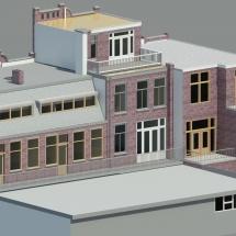 Dakopbouw Den Haag (2)