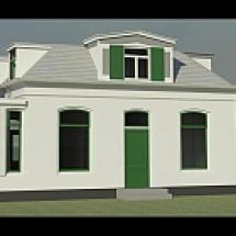 Restauratie en Uitbouw Villa Voorburg (3)